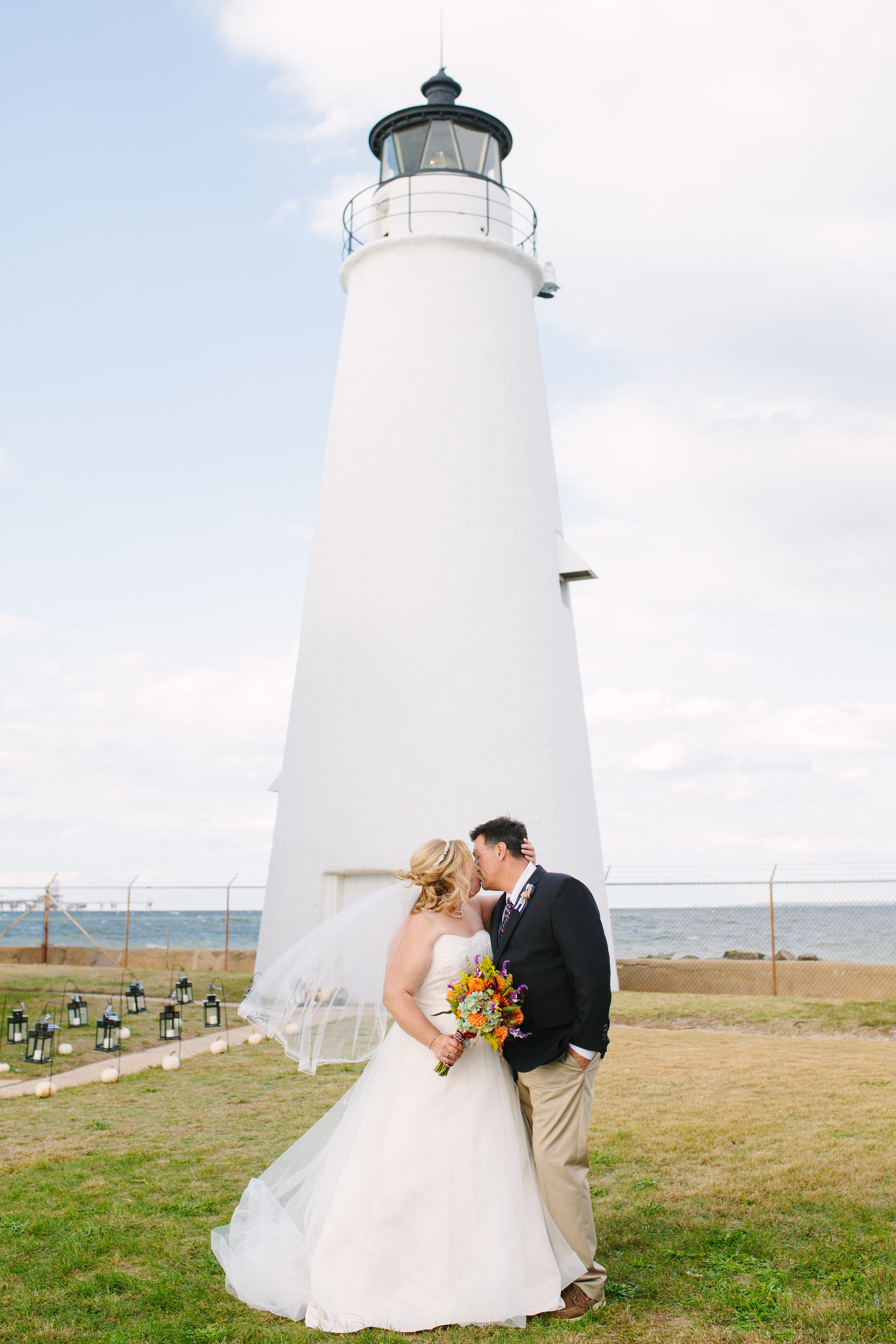 Southern Maryland Nautical Wedding: Melissa + Rich - United With Love