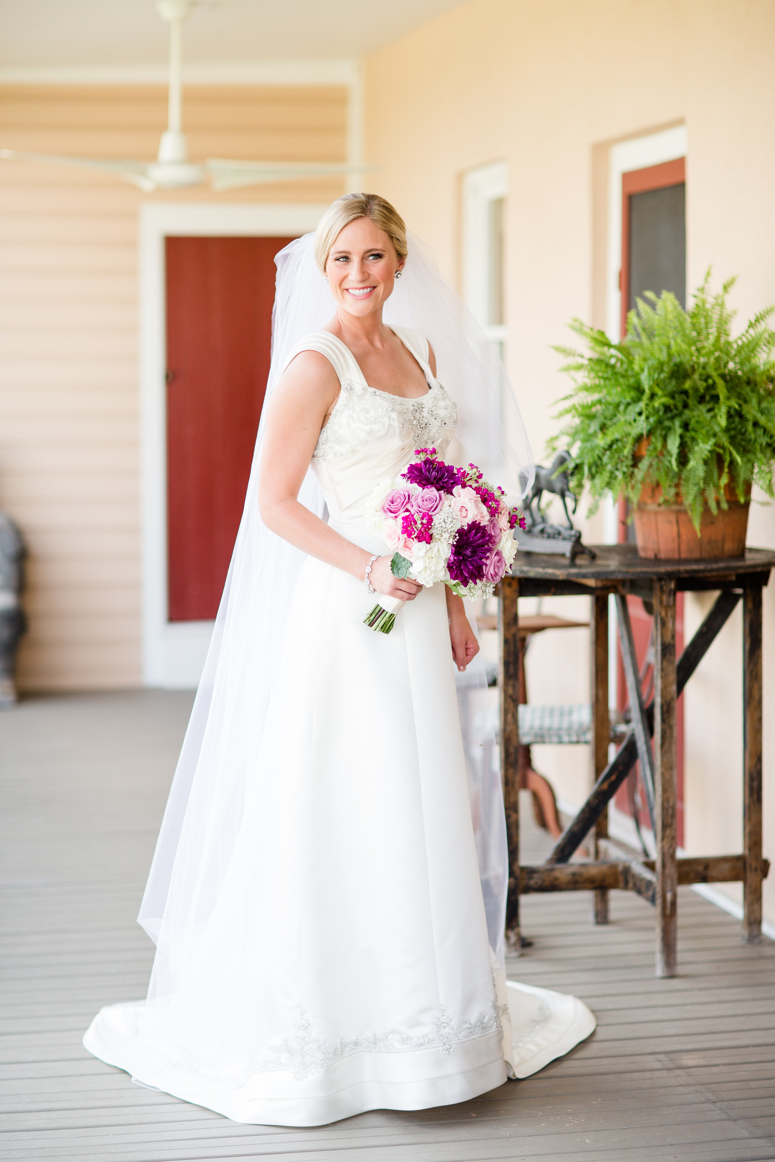 Country Chic Northern Virginia Wedding Katie Brad United With Love