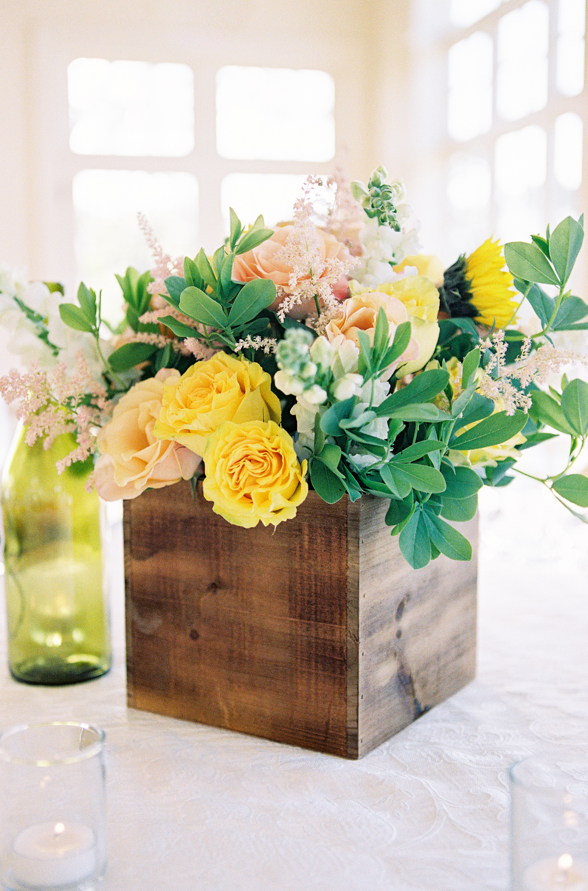The quintessential flowers for your summer wedding
