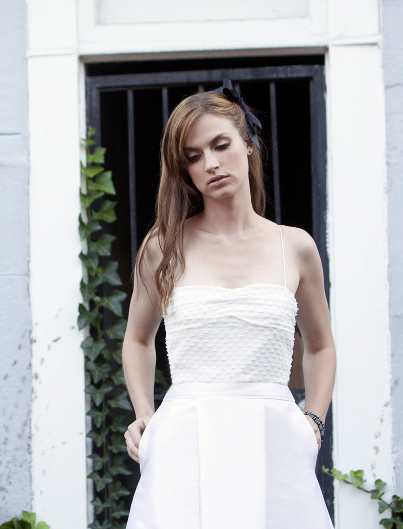 Affordable And Chic Bridal Dresses United With Love