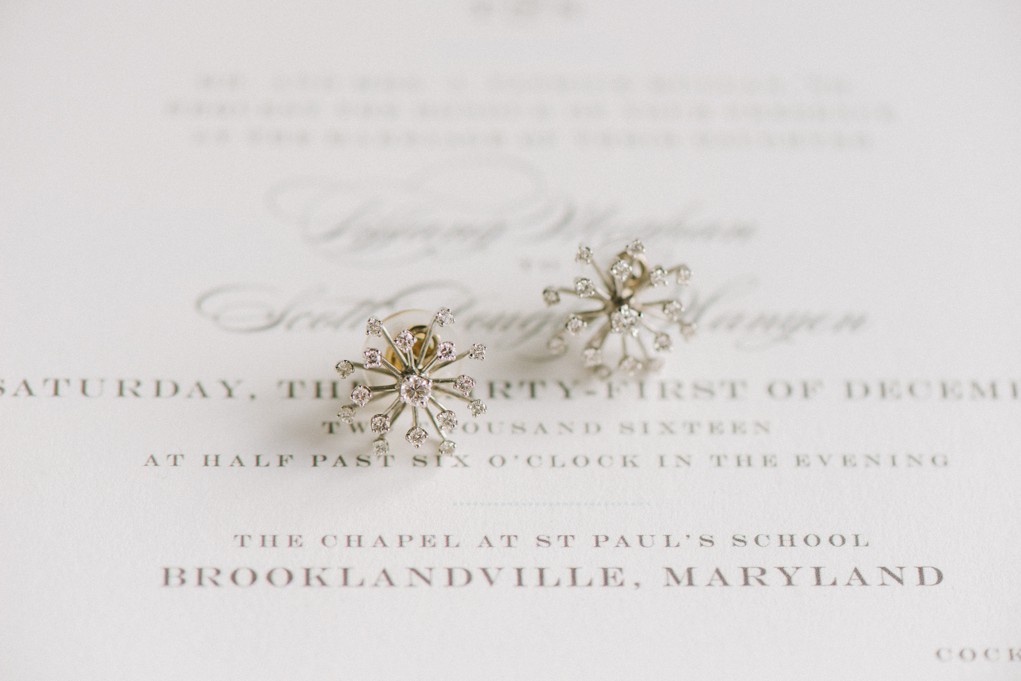 Baltimore New Years Eve Wedding! - United With Love