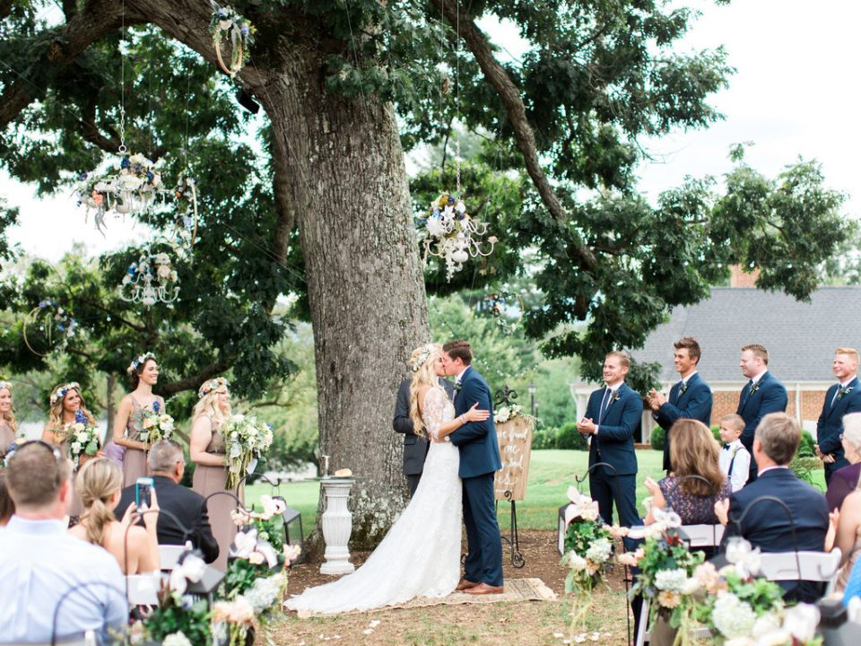 Real weddings vintage archives united with love holly and scotts boonsboro country club affair was a quintessentially southern wedding design in every way family oriented and heartfelt the day focused junglespirit Image collections