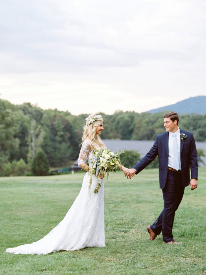 Whimsical Countryside Virginia Wedding United With Love