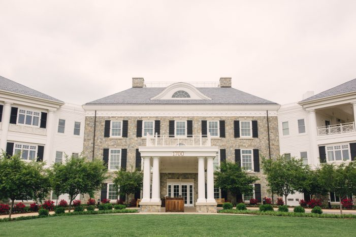 Timeless Army Navy Country Club Wedding - United With Love