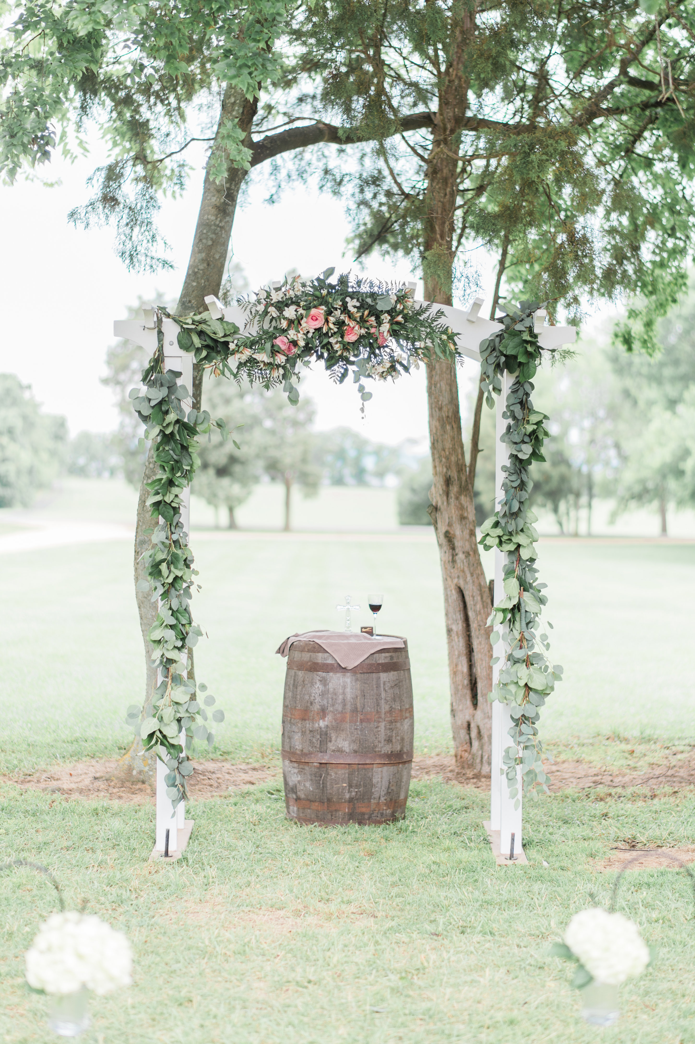 Romantic Rustic Barn Wedding - United With Love