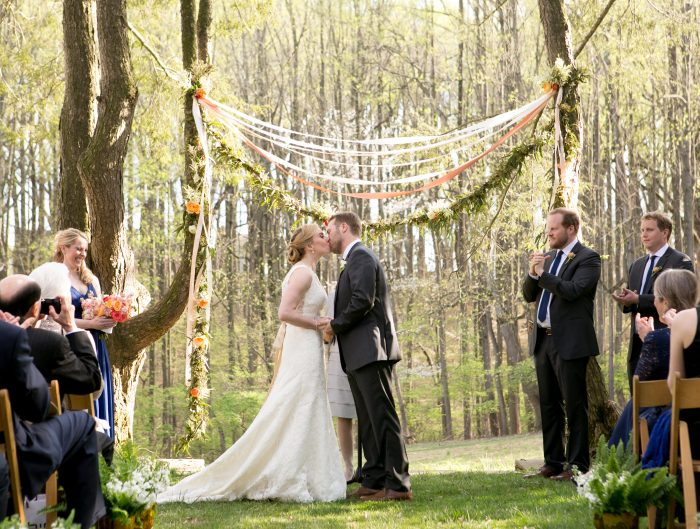 Charming Woodend Sanctuary Wedding